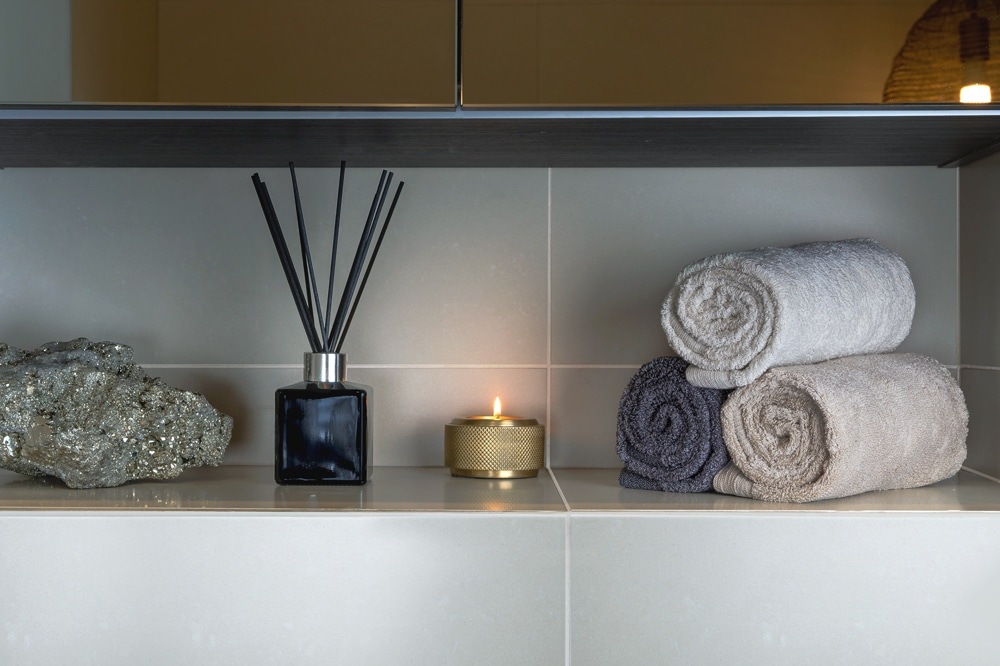 These luxury organic cotton bath towels are woven from yarn fine enough to make dress shirts