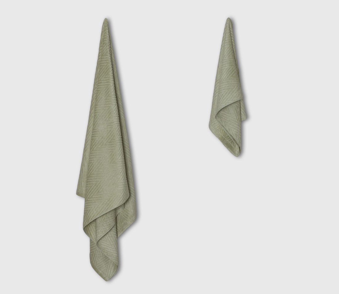 bamboo-japanese-organic-towels-set-green