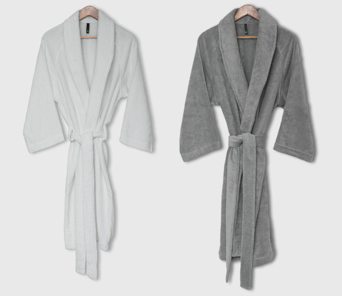 japanese-organic-bath-robes-white-grey