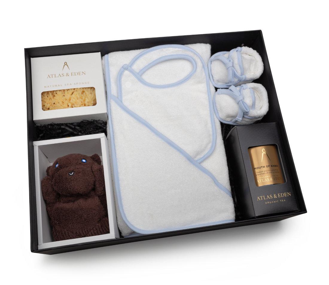 organic-baby-boy-gift-box-hamper-remium-mothers-tea-inside