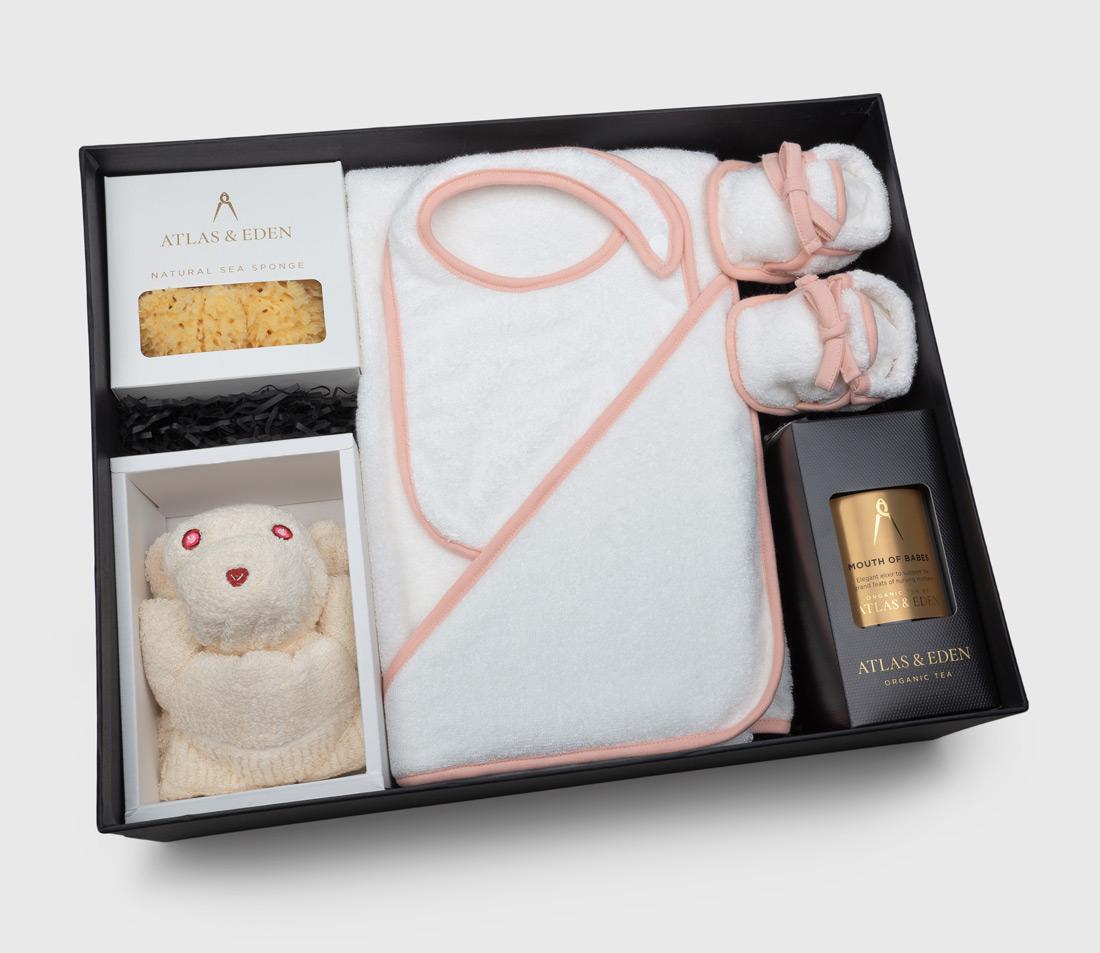 organic-baby-girl-gift-box-hamper-premium-mothers-tea-inside